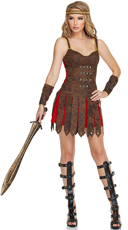 Seductive Gladiator Costume