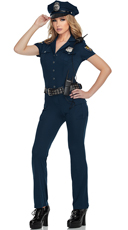 Sexy New York Cop Costume