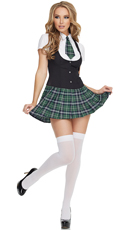 Darling Private School Girl Costume