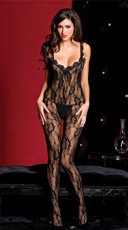 Lacey Bodystocking