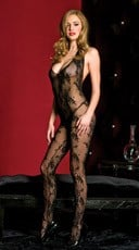 Halter Top Bodystocking