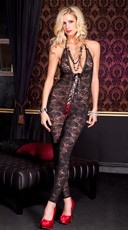 Romantic Lace Bodystocking
