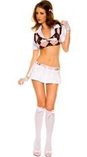 Argyle School Girl Costume