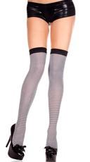 Thin Stripe Stockings
