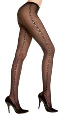 Side Crochet Pantyhose