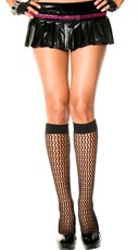 Honey Comb Knee Highs