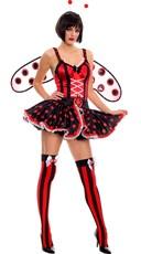 Sexy Lady Bug Costume
