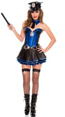 Irresistible Officer Costume