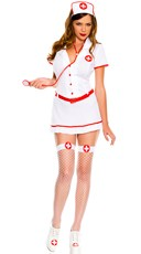 Emergency Room Hottie Costume