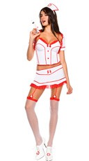 Sexy Nurse Surprise Costume