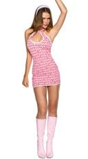 Hippie Go Go Girl Costume