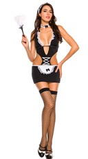 Maid to Tease Lingerie Costume