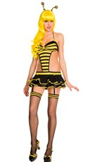 Titillating Bee Lingerie Costume