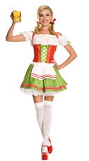 Oktoberfest Darling Costume
