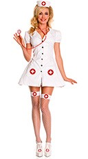 Sexy Nurse on Duty Costume