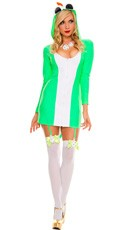 Green Dino Costume