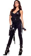 Terminator Jumpsuit Costume