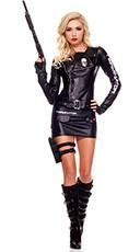 Women's Terminator Costume