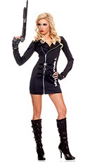 Skynet Honey Terminator Movie Costume