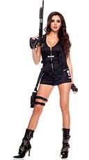 T 800 Sexy Terminator Costume