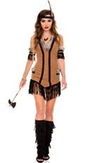 Wild Wolf Costume