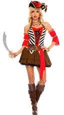 Plundering Private Pirate Costume