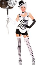 Celestial Circus Babe Costume