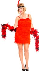 Plus Size 1920s Stunning Flapper Costume