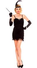 1920s Stunning Flapper Costume