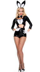 Sinful Bunny Costume