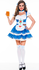 Loving Beer Sweetie Costume