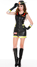Firehouse Doll Costume