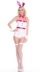 Blazing Hot Bunny Costume