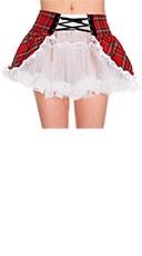 School Girl Petticoat Skirt