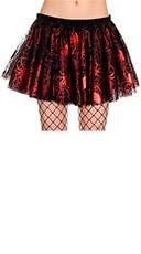 Spiderweb Petticoat Skirt