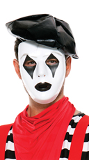 French Mime Mask
