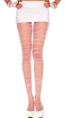 Ultra Sheer Striped Pantyhose