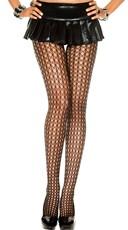 Spandex Crochet Pantyhose