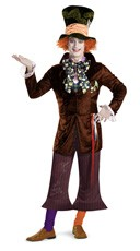 Men's Mad Hatter Prestige Costume