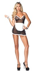 Maid To Order Lingerie Costume