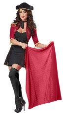 Plus Size Adult Matador Costume
