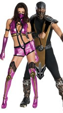 Mortal Kombat Couples Costume