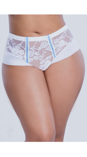 Plus Size High Waisted Panty