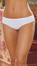 Open Crotch Low Rise Panty