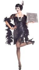 Queen of Silent Film Costume
