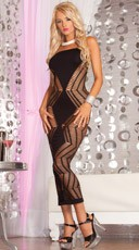 Get Ziggy With It Seamless Dress