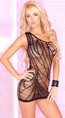 Seamless Web Dress