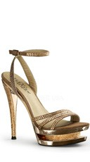 6 Inch Wrap Ankle Strap Sandal