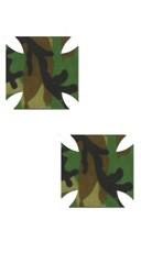 Camouflage Iron Cross Pastease