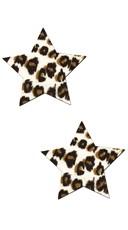 Cheetah Star Pasties